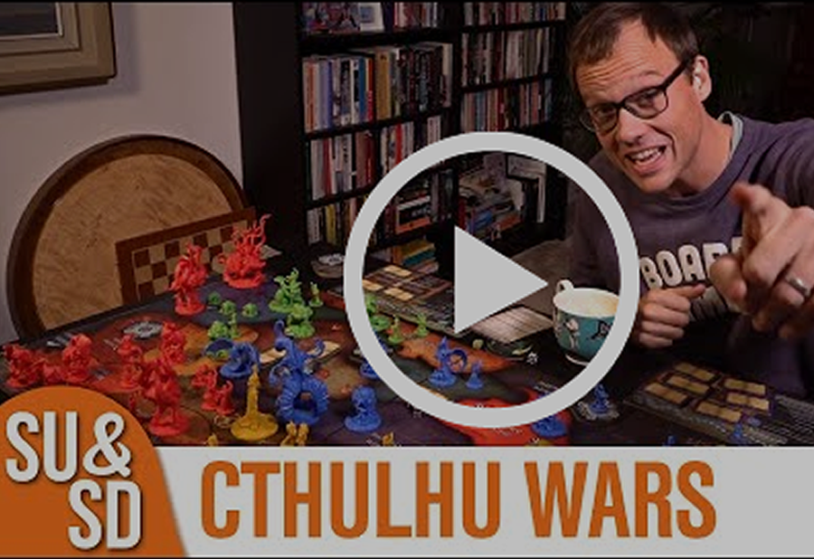 """Get in the Holiday Spirit with """"A Cthulhu Carol"""""""