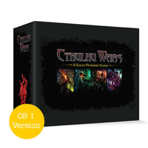 Cthulhu Wars – Core Game (OS1)