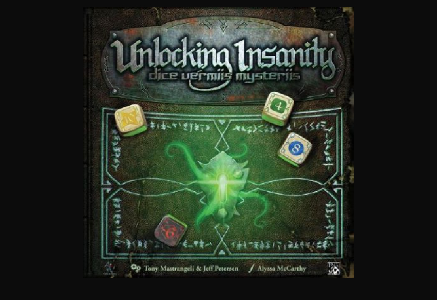 Unlocking Insanity Review by Everything Board Game