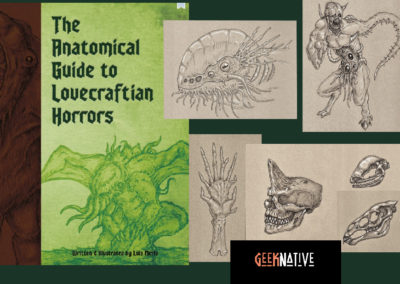 Review of The Lovecraftian Book of Anatomical Horrors