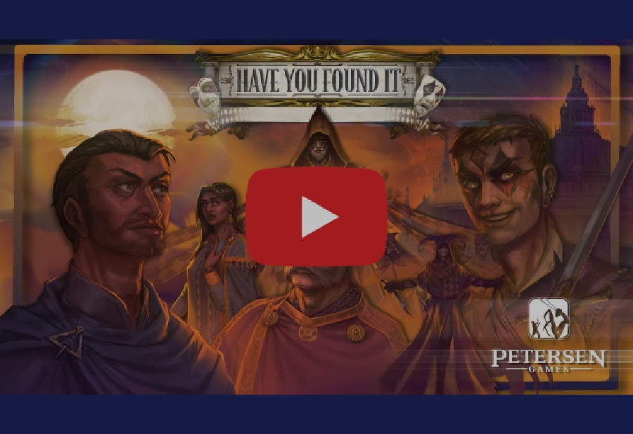 Cthulhu Mythos Saga: Have You Found it? is Coming